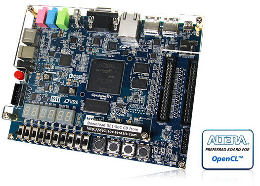 DE1 SoC Interfaces and Peripherals